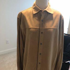 Men's/Women's 💯Suede jacket/shirt
